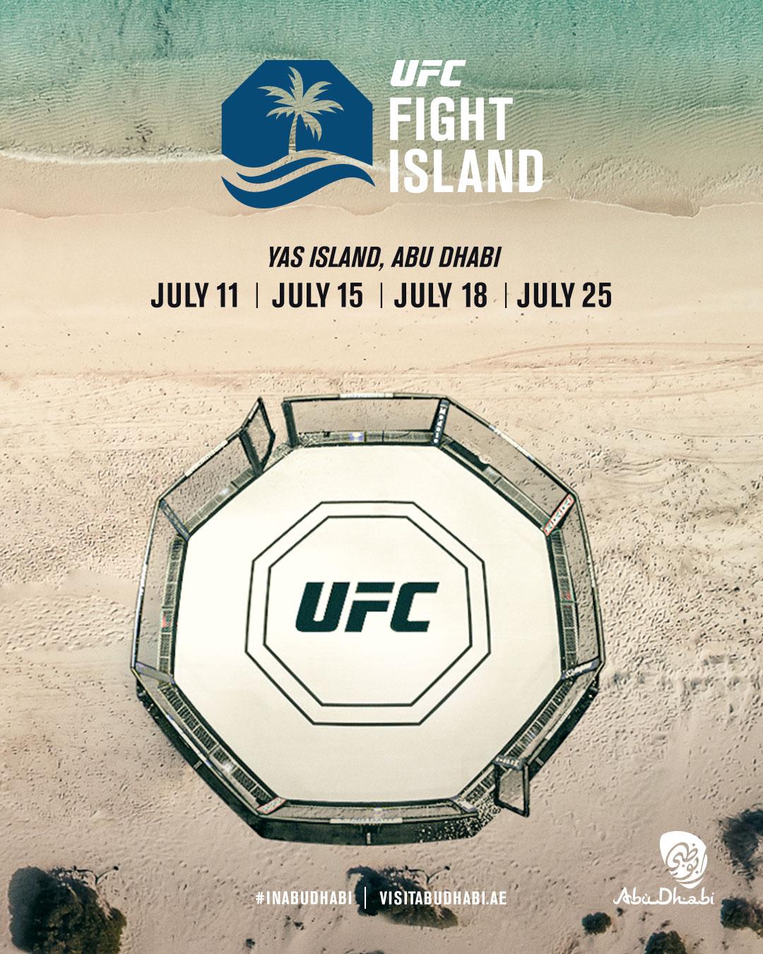 UFC Fight Island 4 results, Holm vs Aldana - FIGHTMAG