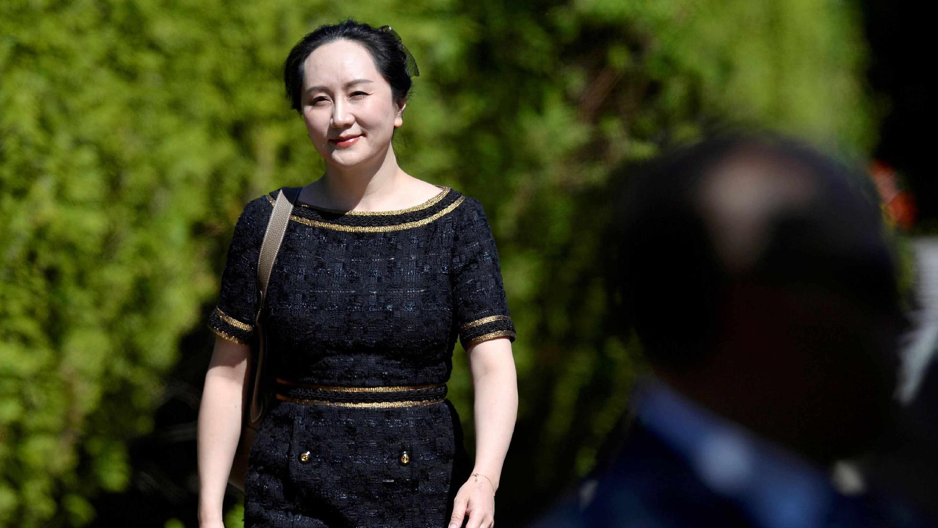 China: Arrest of Huawei's Meng Wanzhou a 'political conspiracy' - CGTN