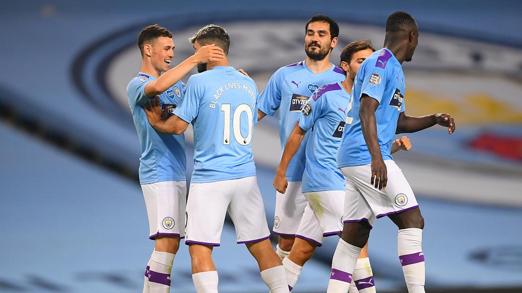 Man City S Winning Return To Extend Liverpool S Wait Cgtn