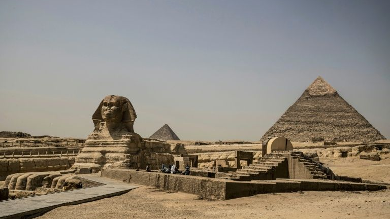 Egypt Gears Up To Welcome Int L Tourists Minister Cgtn