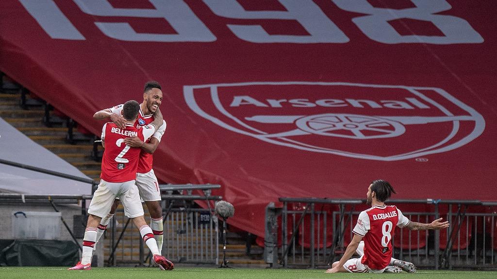 Arsenal Reach Record 21st Fa Cup Final Ac Milan Secure Biggest Win Cgtn