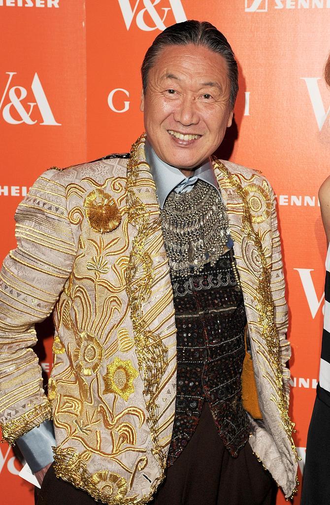 Japanese Fashion Designer Kansai Yamamoto Dies At 76 Cgtn