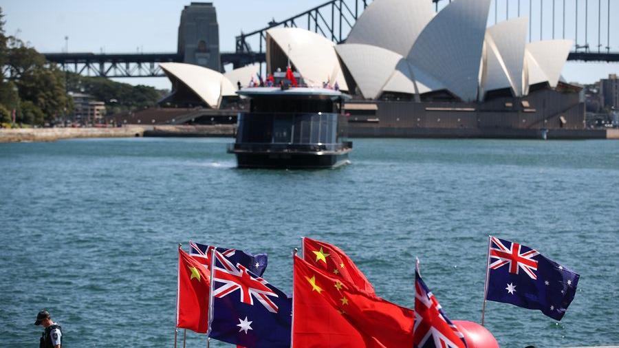在什么情况下中方将重启中澳部长级对话?赵立坚:解铃还须系铃人