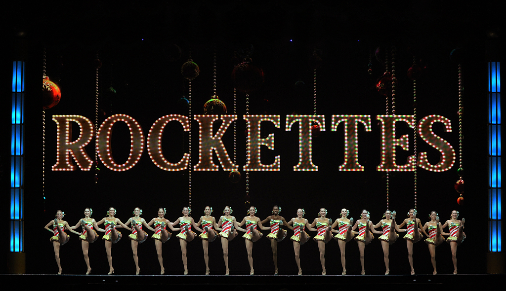 New York Christmas Shows 2020 New York's Rockettes' Christmas show canceled   CGTN