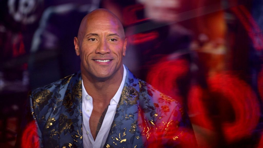 Dwayne The Rock Johnson Is Forbes Highest-Paid Male