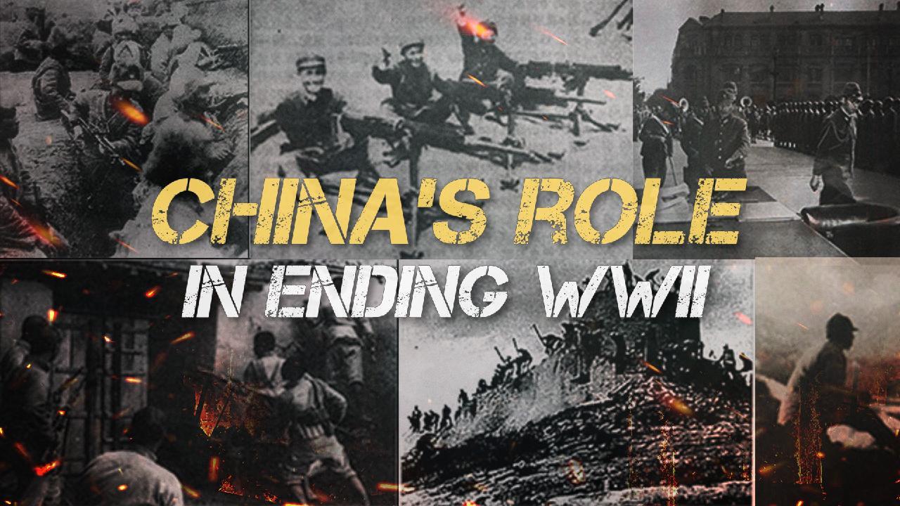 Graphics: China's role in World War II - CGTN