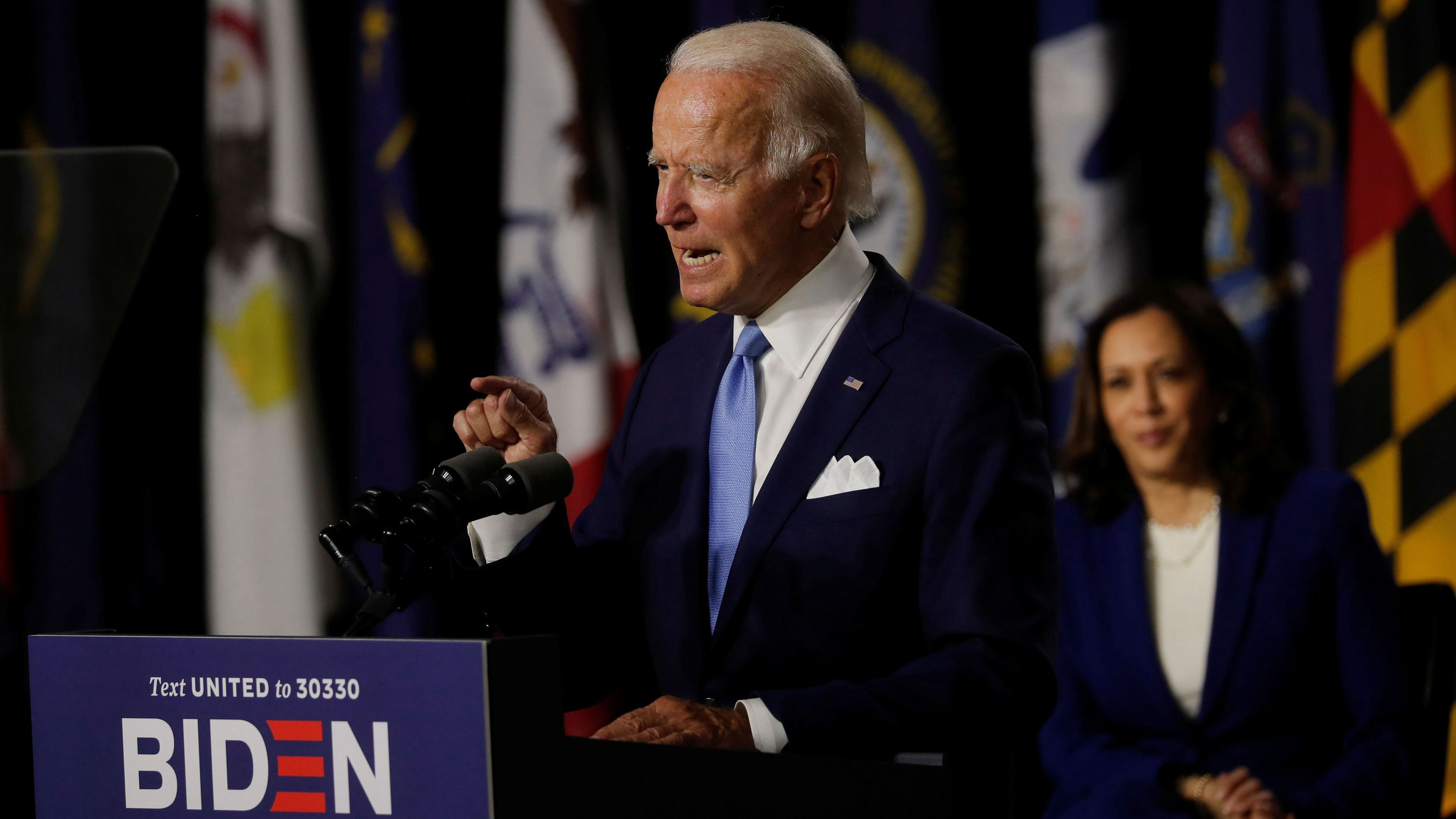 Biden accepts, Trump distracts: What to watch at Democratic convention -  CGTN
