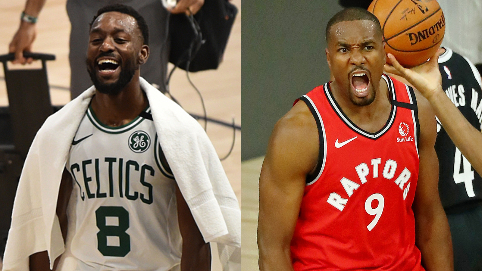 Nba Highlights On August 21 Raptors Celtics One Win From Semifinals Cgtn