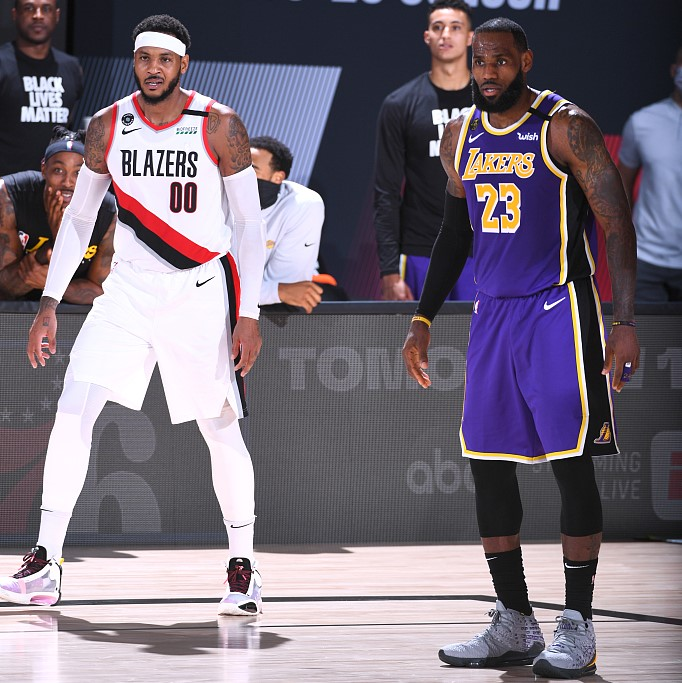 Nba Highlights On Aug 22 Bucks Lakers Continue To Win Cgtn