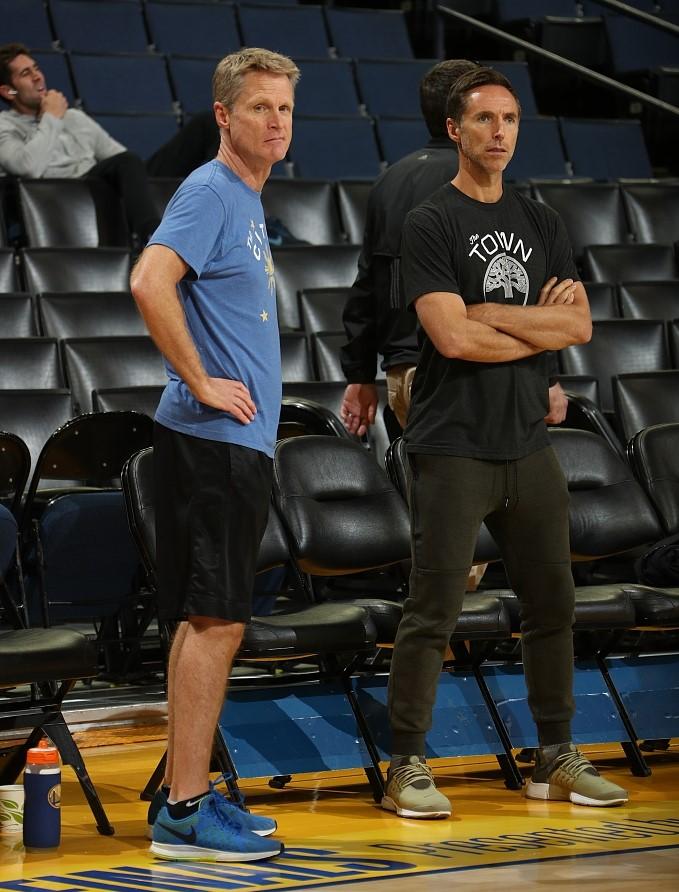 Legendary Guard Steve Nash Becomes Head Coach Of Brooklyn Nets Cgtn