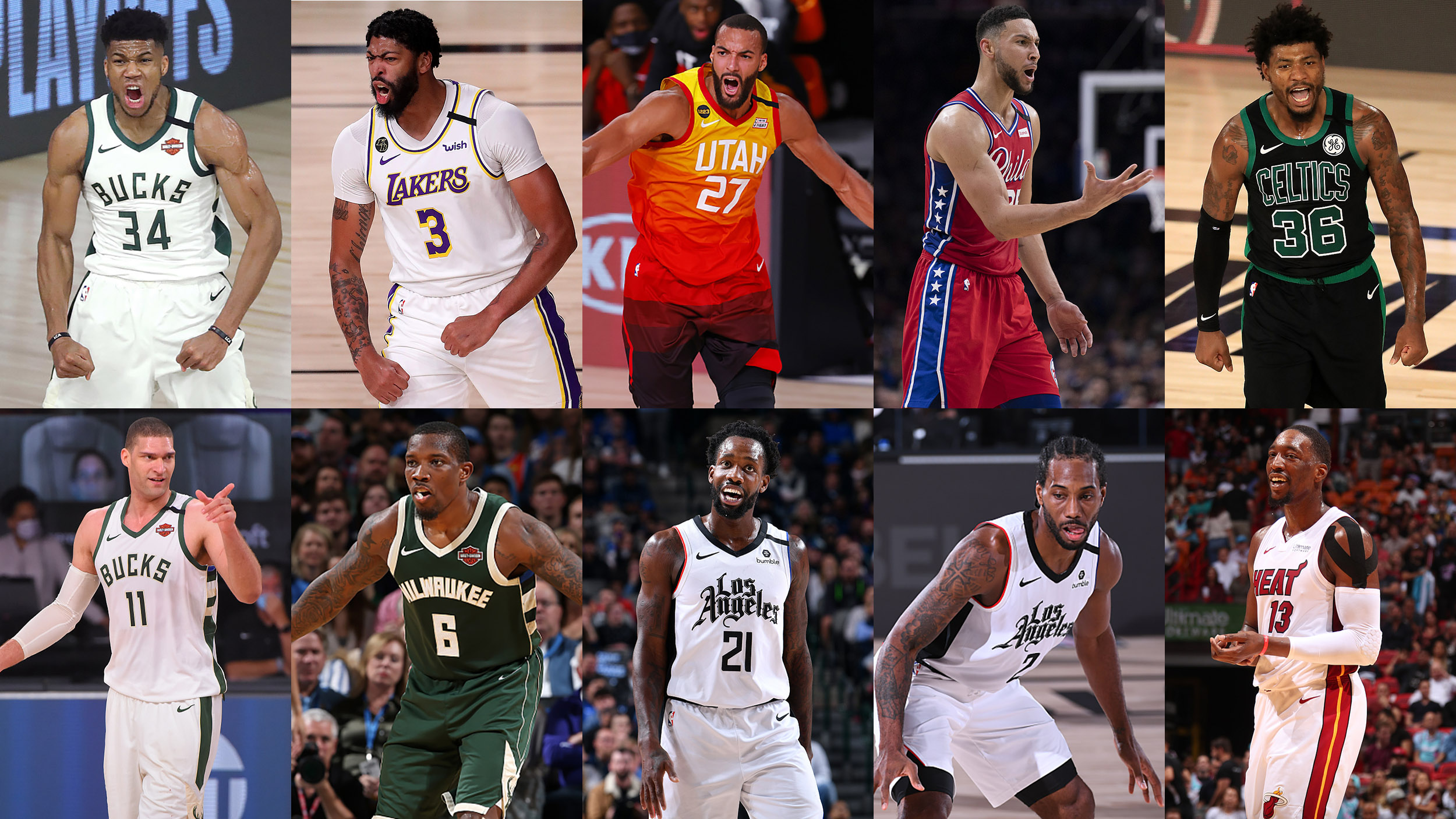 What puts them in NBA All-Defensive Teams? - CGTN