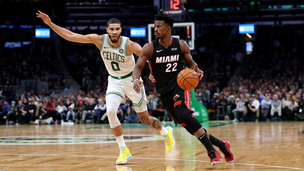 Preview On Eastern Conference Finals Boston Celtics Vs Miami Heat Cgtn