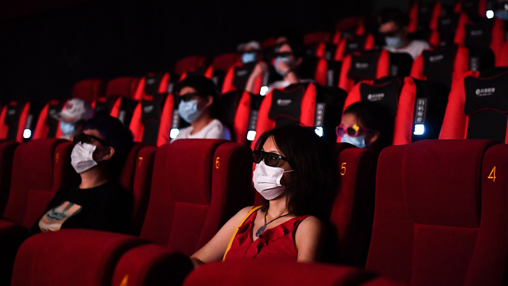 China raises movie theater viewer limit to 75% - CGTN