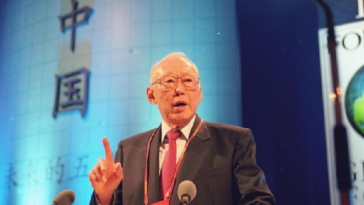 Lee Kuan Yew's legacy ensures Singapore-China ties remain strong