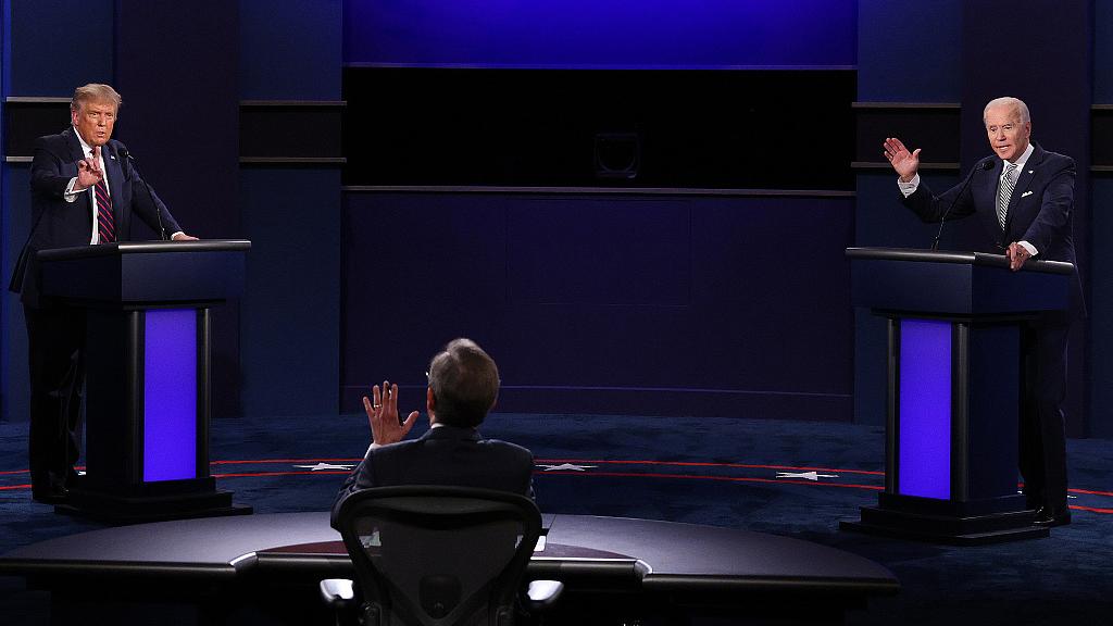presidential debate - photo #5