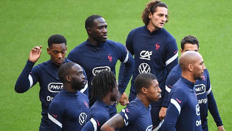 COVID-19 wreaks havoc on France, Ukraine and Portugal national teams - CGTN