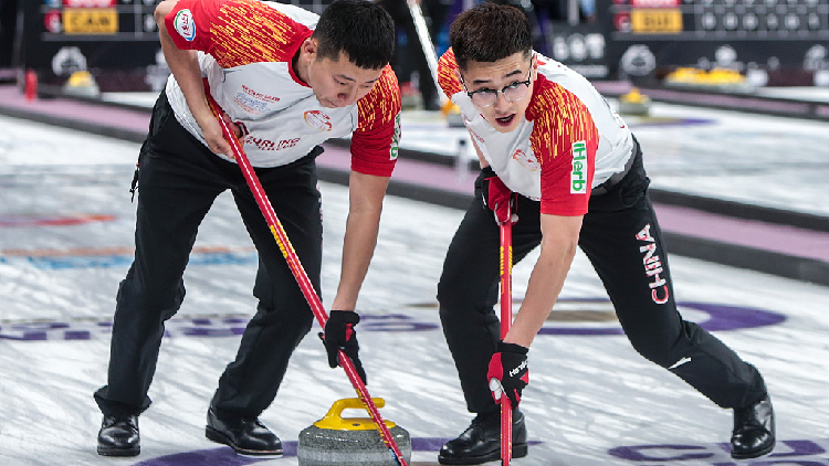 Olympia Curling 2021