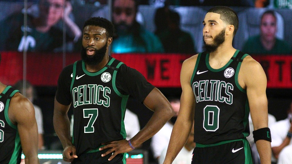 Wait Patiently Or Act Now Boston Celtics Have A Hard Call To Make Cgtn