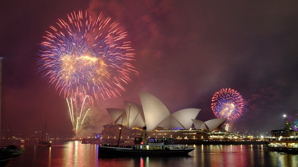 Sydney Restricts New Year S Eve Fireworks To Limit Spread Of Covid 19 Cgtn