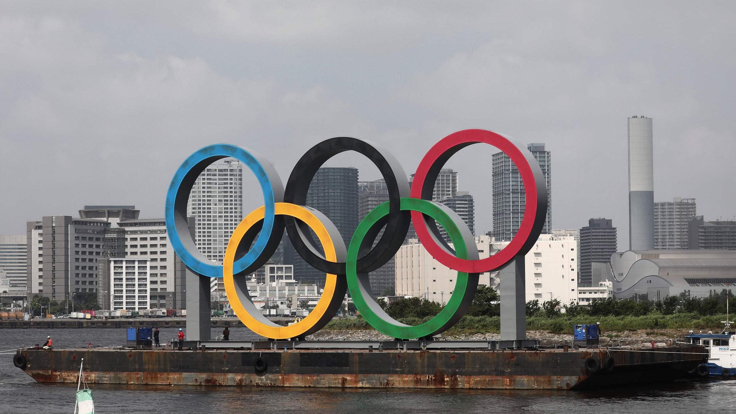 Tokyo Olympics 2021 Participants - NEWREAY