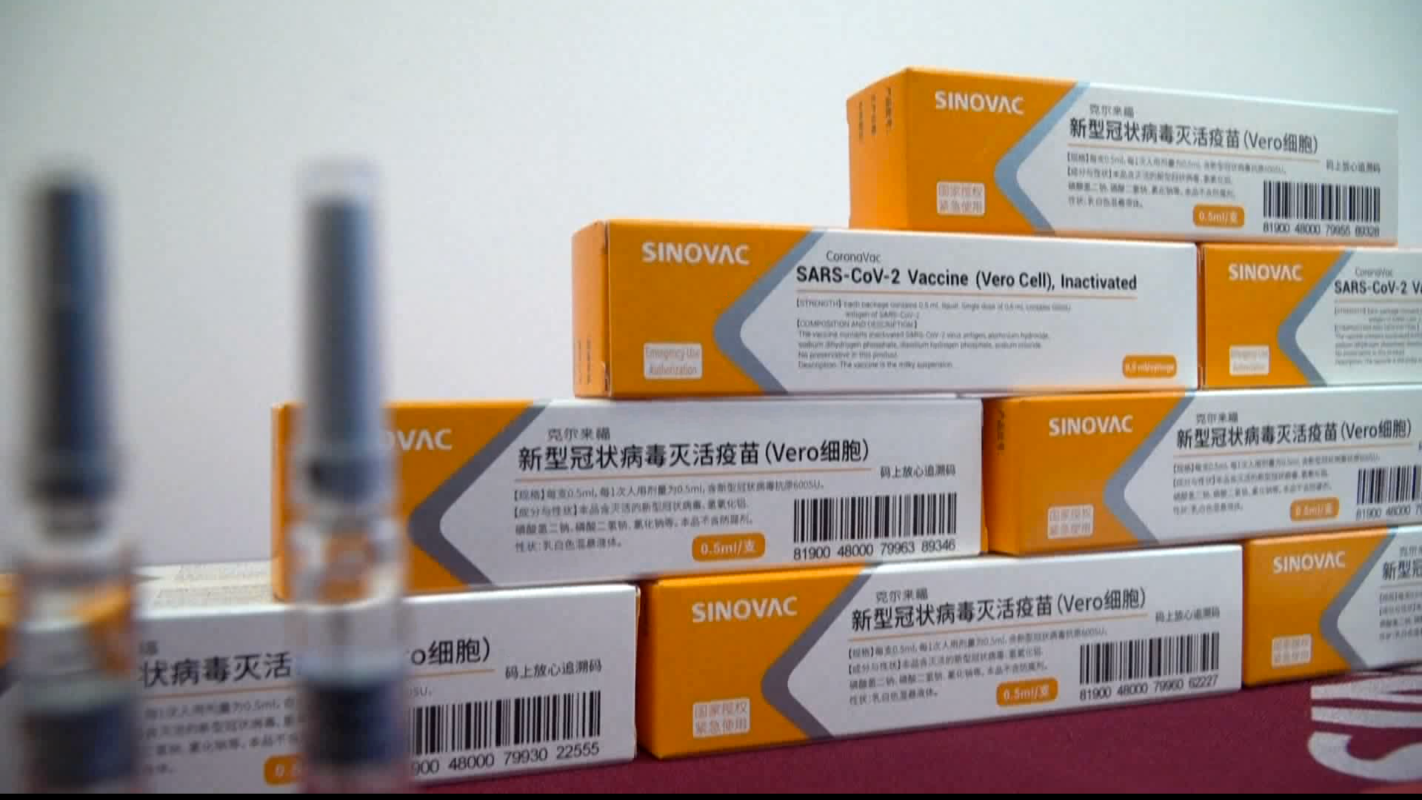 Sinovac Covid 19 Vaccine Trials Go Well In Turkey Says Local Expert Cgtn
