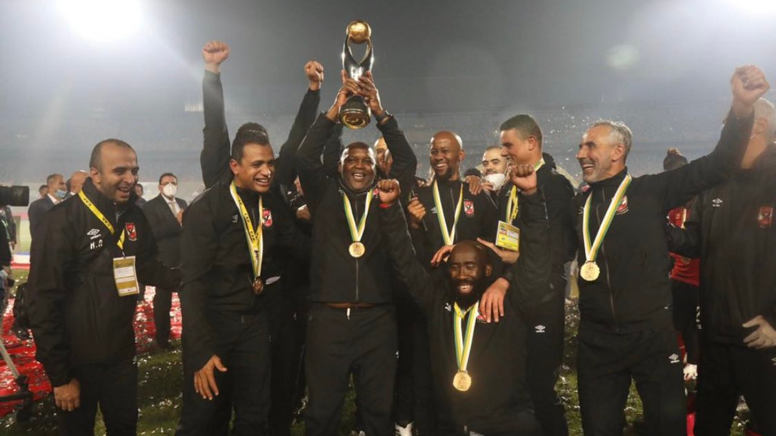 Mosimane guides Al Ahly to ninth CAF Champions League title - CGTN