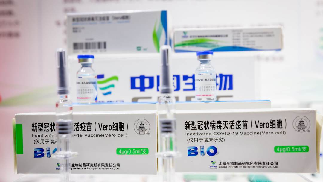 Egypt Reports No Serious Side Effects On Chinese Covid 19 Vaccine Cgtn