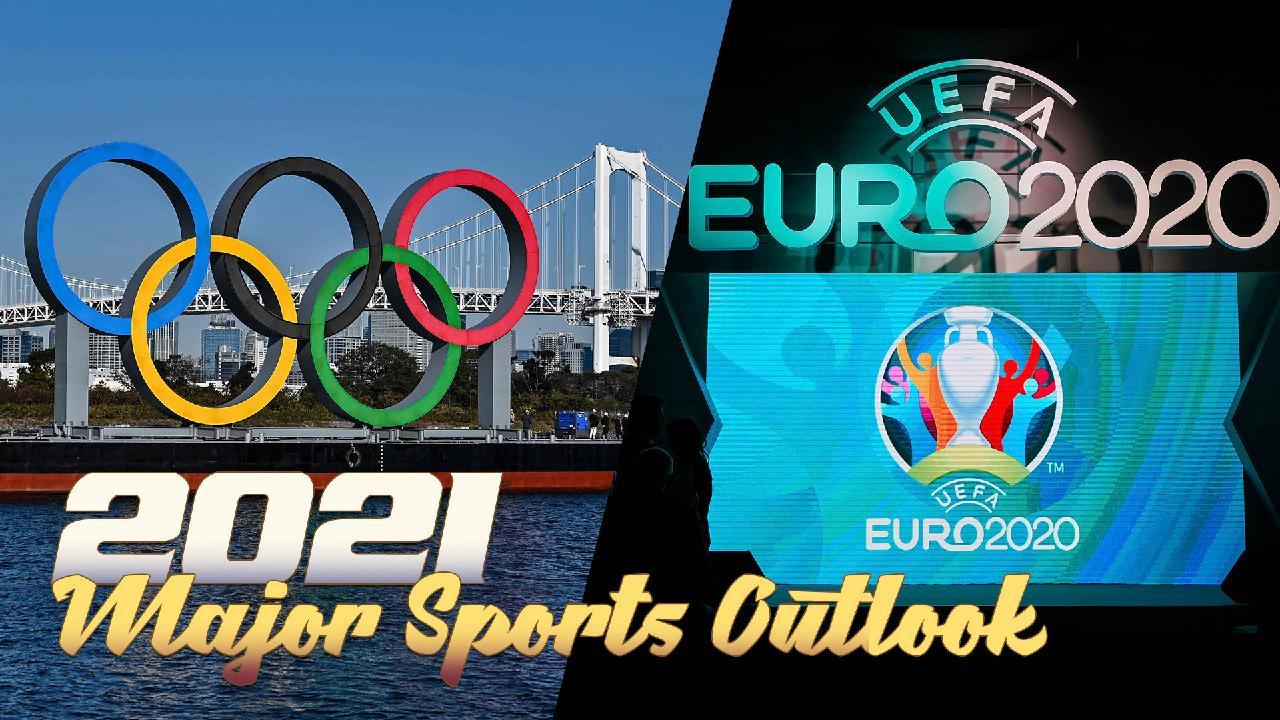 2021 major sports outlook: Tokyo Olympics and Euro2020 - CGTN