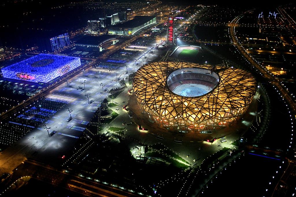 Stunning transformation of Beijing Olympic stadiums - CGTN