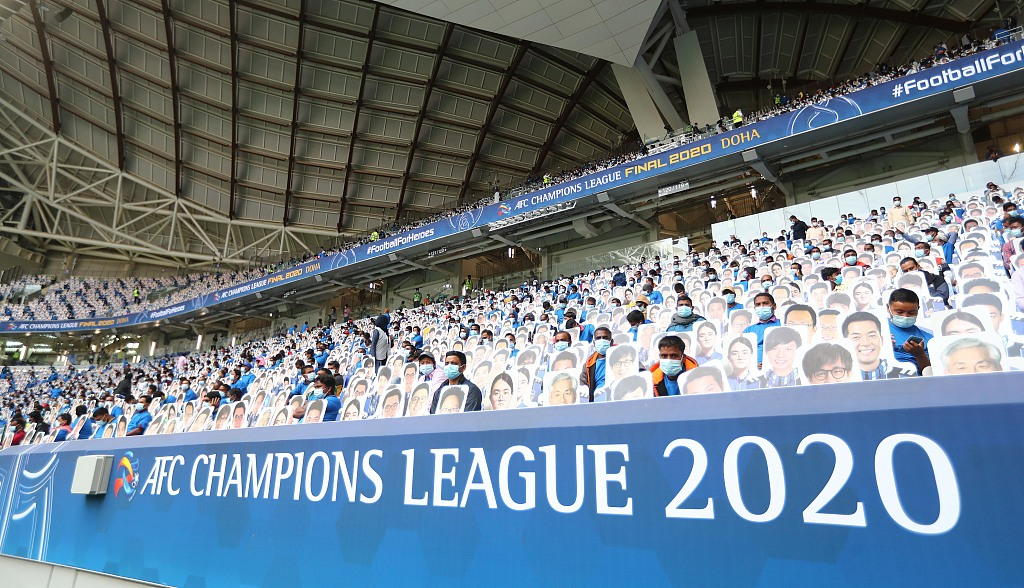 2021 AFC Champions League group stage draw unveiled - CGTN