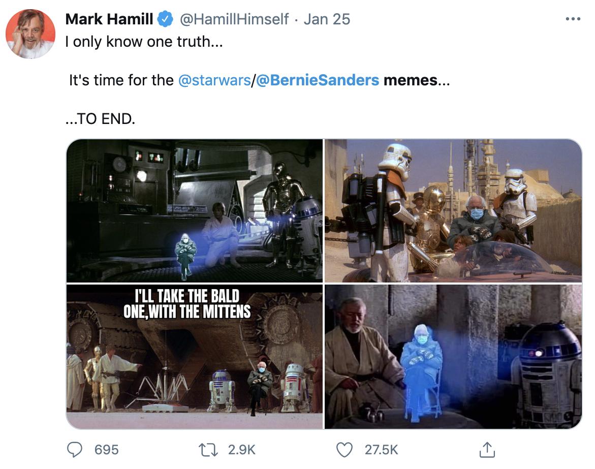 Bernie Sanders Meme Merchandise Makes A Mint Cgtn