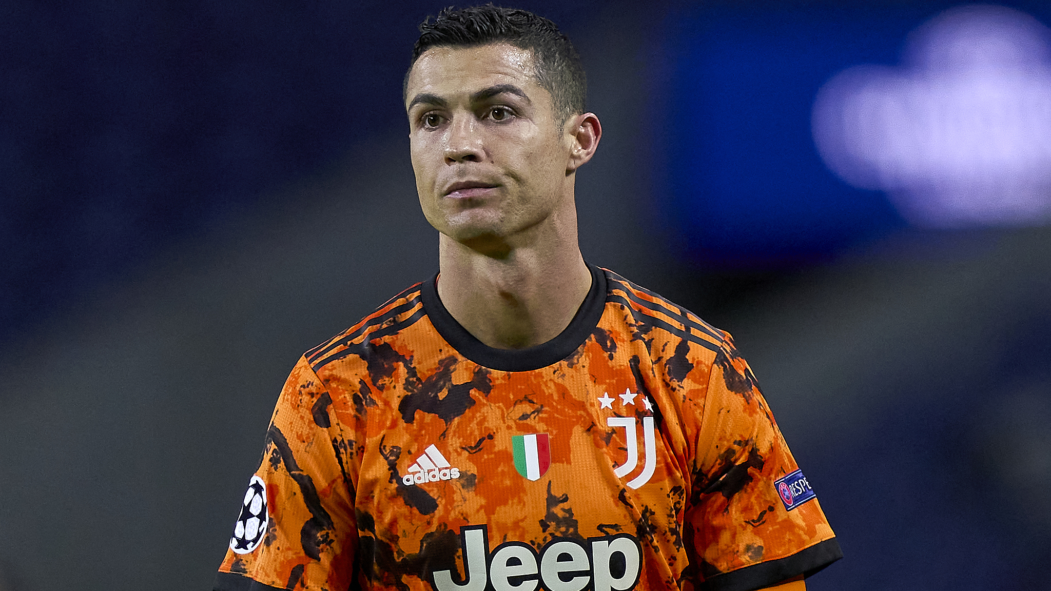 Ronaldo S Juventus Stunned Man City Go 10 Points Clear At Top Cgtn