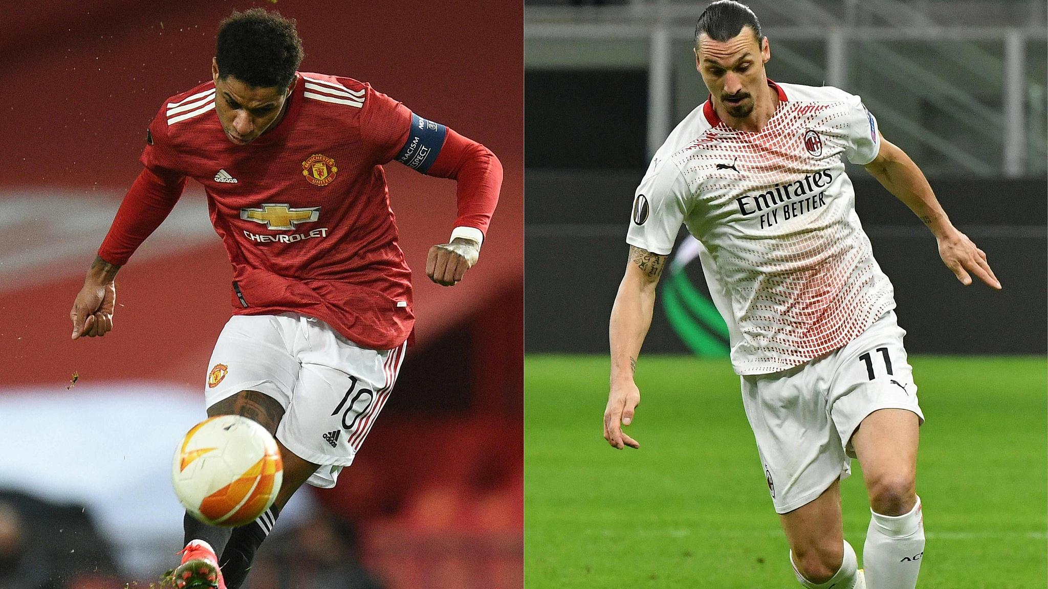 Manchester United face AC Milan in Europa League last 16 - CGTN