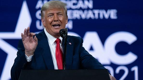 Trump recaptured control of the GOP as its gray cardinal - CGTN