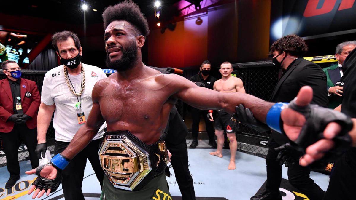 UFC 259: Yan vs. Sterling – dynamite, disqualification, disgrace - CGTN