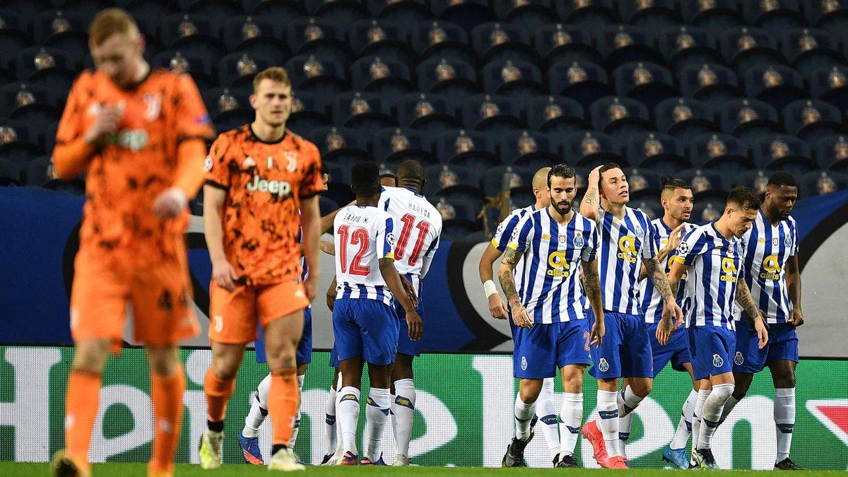 Uefa Champions League Preview Porto Vs Juventus Cgtn