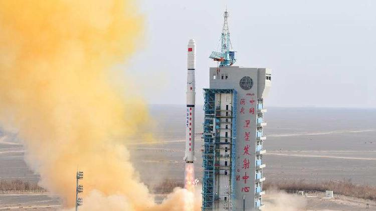China launches new satellites to survey electromagnetic environment - CGTN
