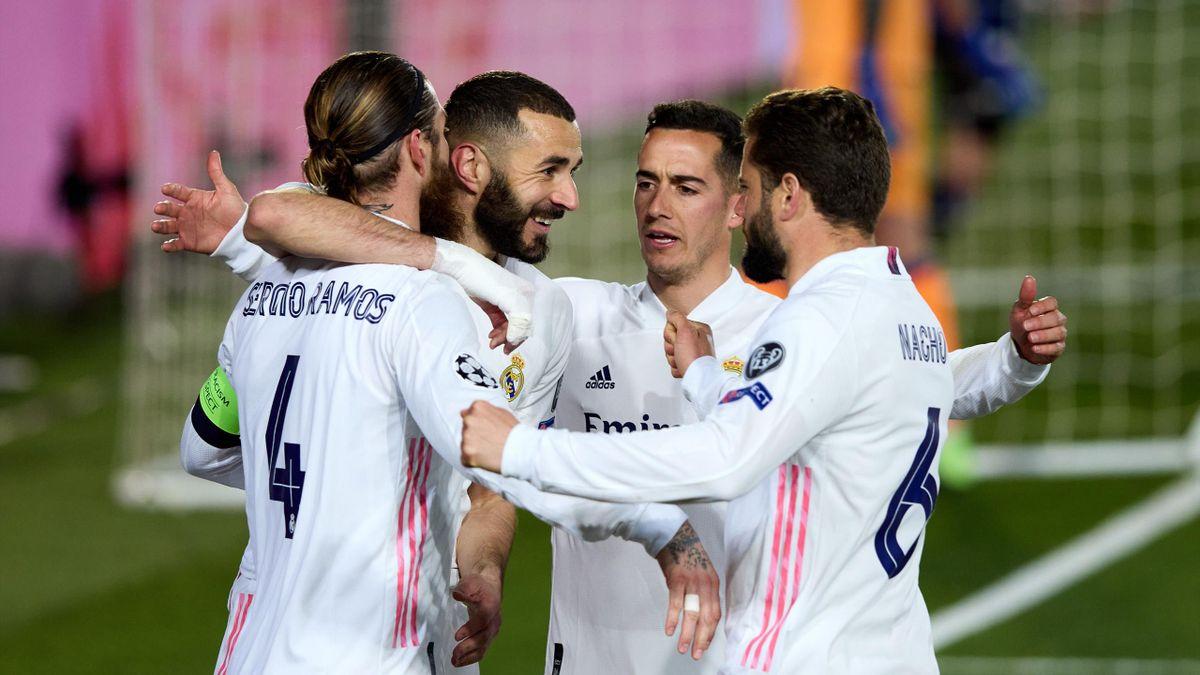 Champions League: Real Madrid capitalize on Atalanta's mistakes - CGTN