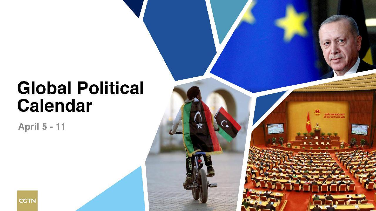 Παγκόσμιο Πολιτικό Ημερολόγιο: Νέα ηγεσία του Βιετνάμ, δεσμοί Τουρκίας-ΕΕ
