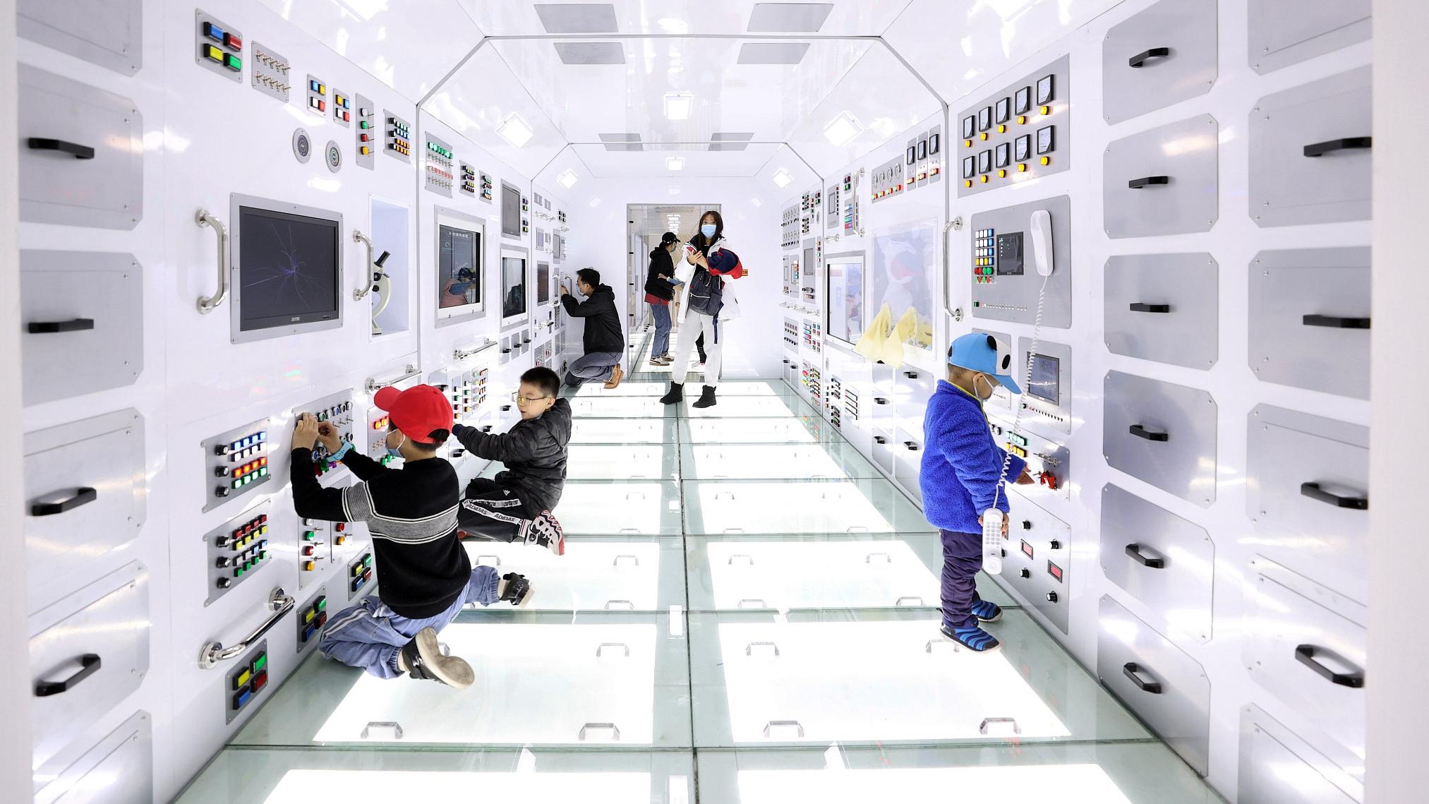 - ee9edd8c664845e08e616136c10cbc48 - China Space station: The tech that sets it apart