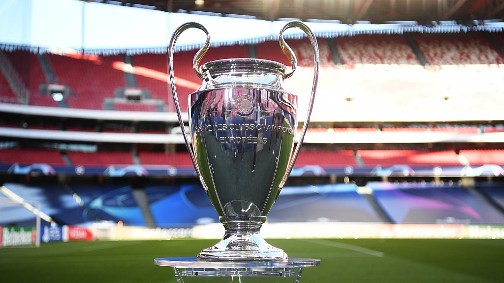 UEFA moves Champions League Final to Estádio do Dragão, Porto - CGTN