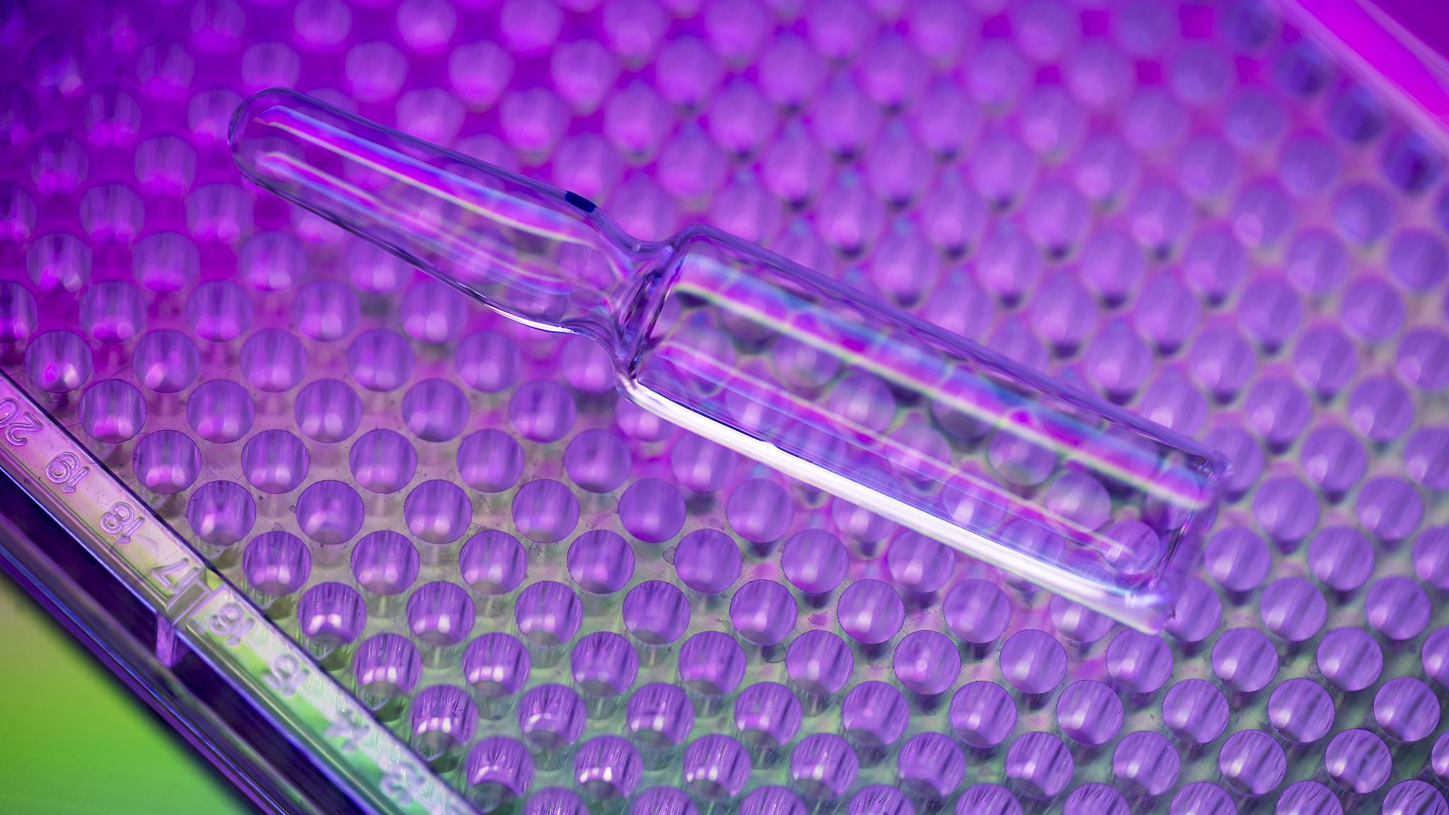 China's nasal-spray COVID-19 vaccines undergoing clinical trials - CGTN