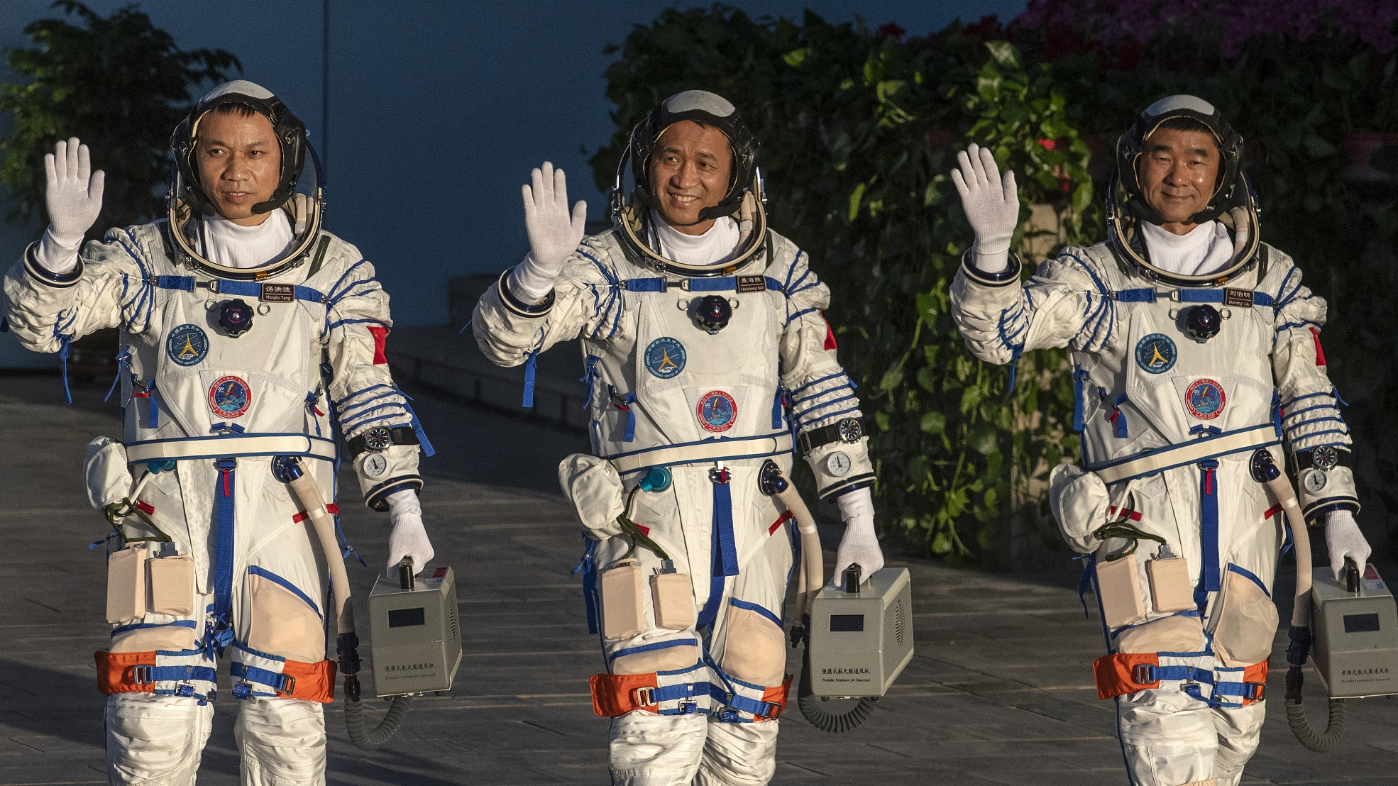 - 64c42d6022e44dc6917329c5f60fba49 - A month in China Space Station: What's been done so far?