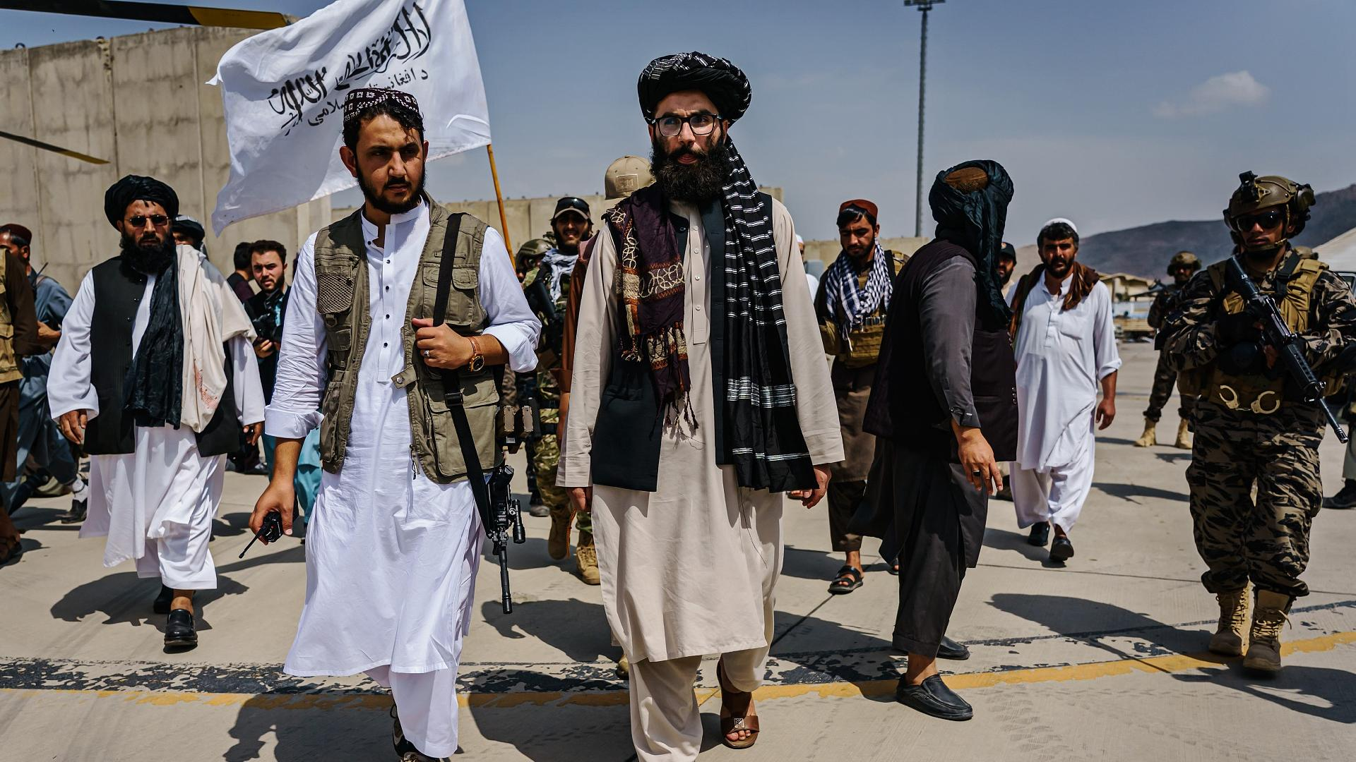 The Taliban announce Afghanistans new government | The