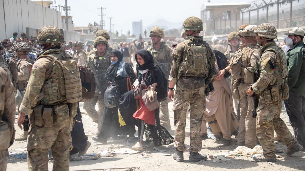 9/11 twenty years on: Afghan war over, antiterrorism goes on (Part II) -  CGTN