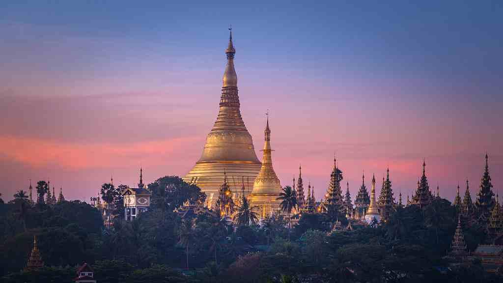 Shwedagon Pagoda: Myanmar's national treasure - CGTN