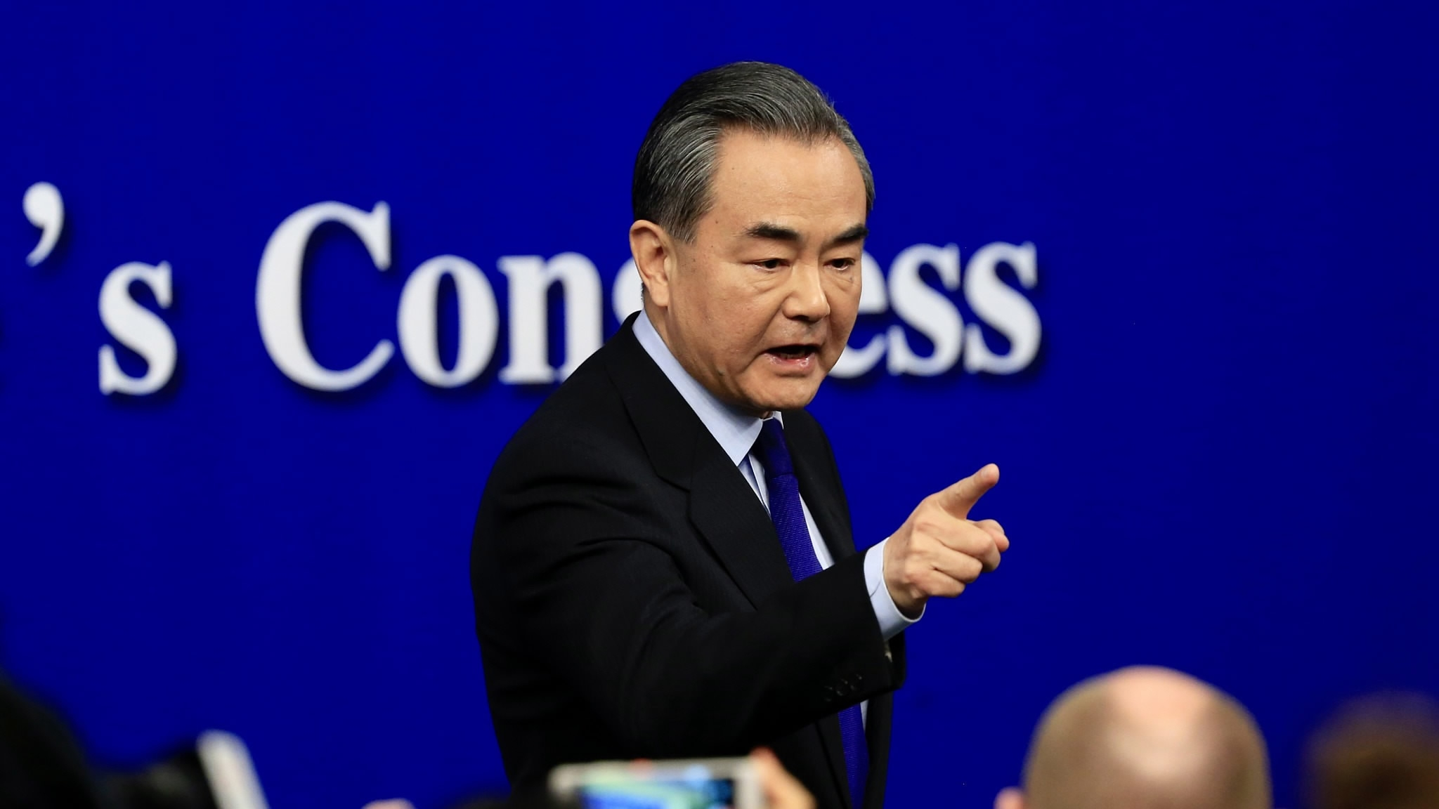 Highlights: Chinese FM briefs media on foreign policy, foreign relations