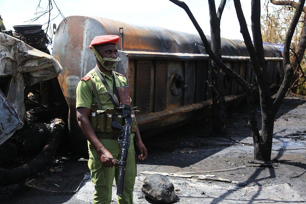 Tanzania fuel tanker blast kills 64 - CGTN