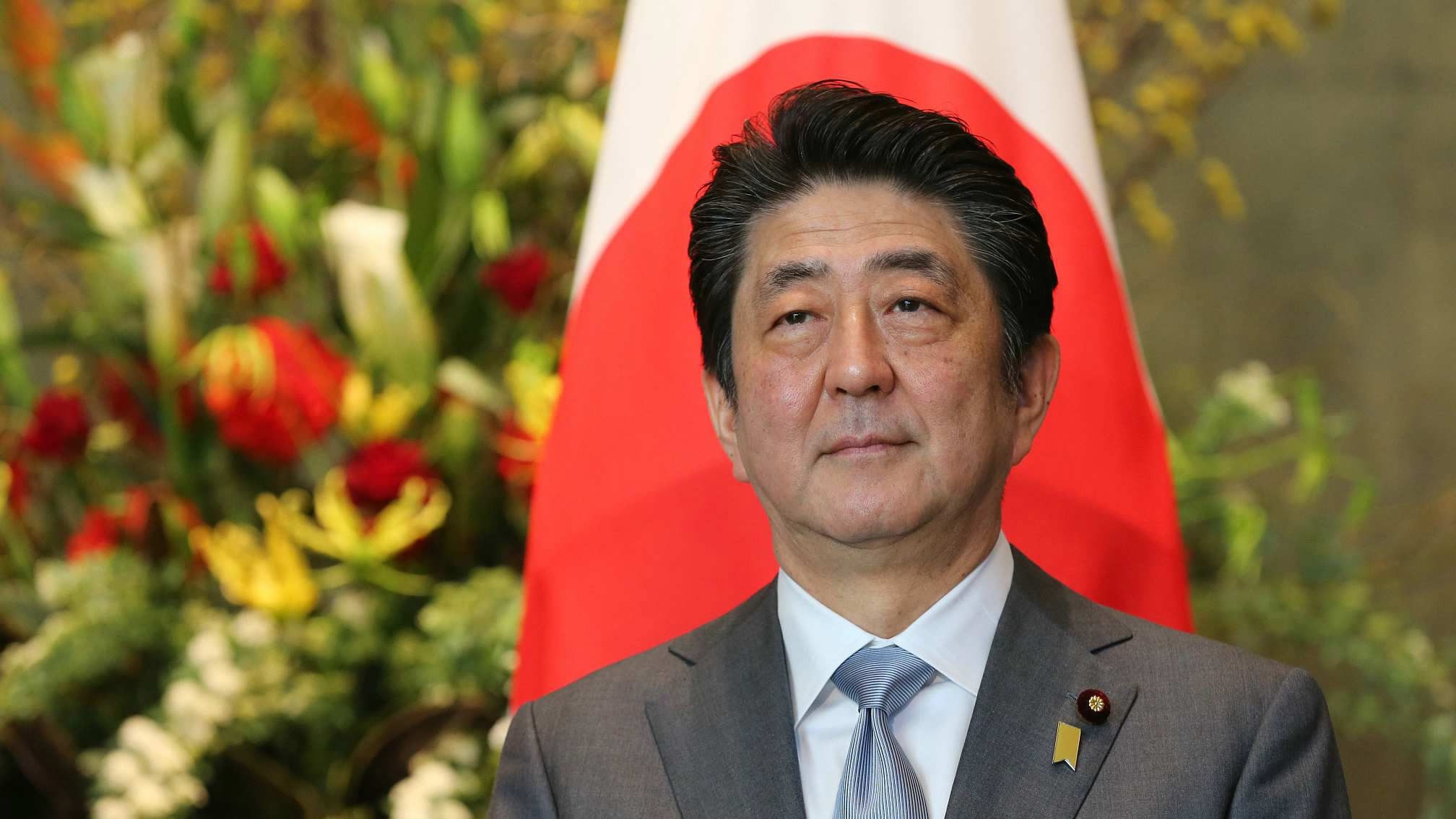 Abe Sends Lunar New Year Greetings To Overseas Chinese In Japan Cgtn