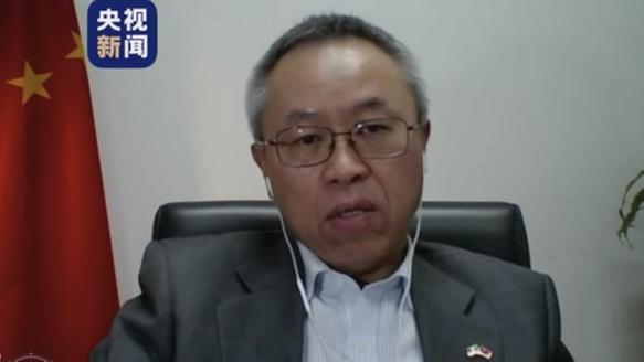Chinese ambassador confident in Italy's anti-virus fight - CGTN